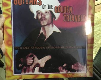Various Artists Guitars Of The Golden Triangle Vinyl LP