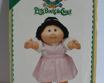 Butterick 5422 Cabbage Patch Doll Dress Pattern