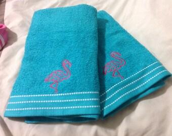 Beach towel set