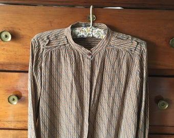 Uterque vintage blouse 80's Size S
