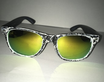 Casey styled custom polarized sunglasses