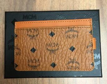 MCM Credit Card Holder