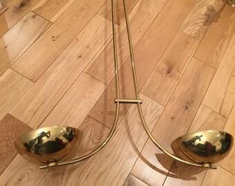 Brass retro pendant
