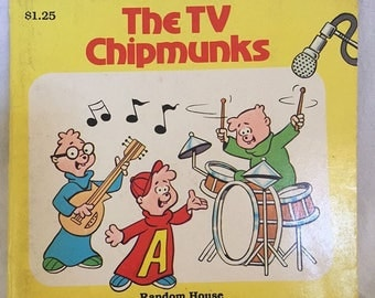 Chipmunks Childrens Book