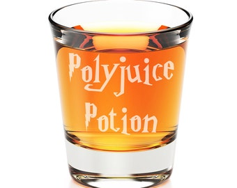 2 pcs Shot Glass - Polyjuice Potion - Birthday Gift - SGH5057-ED15T
