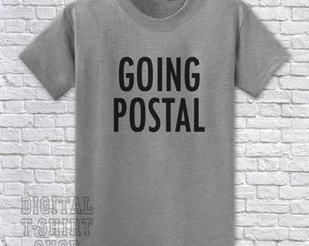 Going Postal T-shirt