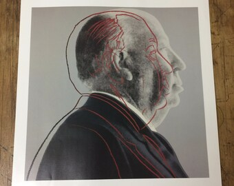 Winston Churchill Andy Warhol Print