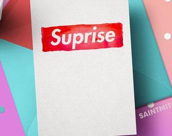 Supreme Box Logo Etsy