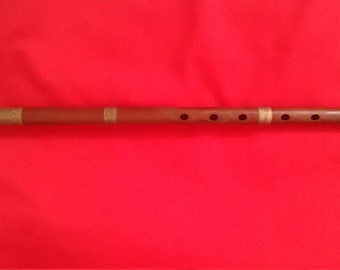 Professional handcrafted music instrument from Romania Big size fluier ( shepperd flute )