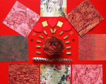 Kit paper rust 40 PCs