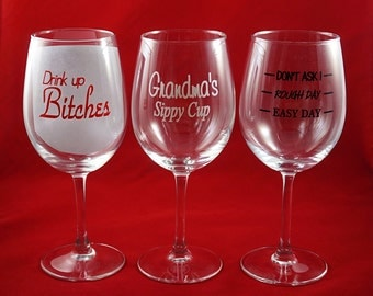 Wine Glass  EXPRESSIONS