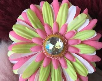Custom Flower Hair Accessory