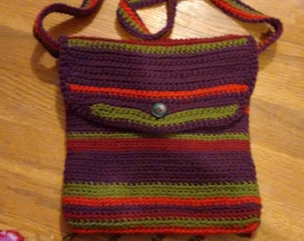 Crocheted Bag/Purse