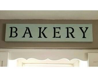 Farmhouse Bakery Sign