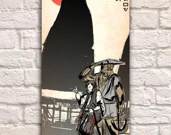 Han & Chewy -11 x 17 Print