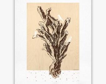 Progress - Giclée Print