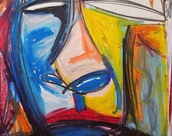 moods original painting