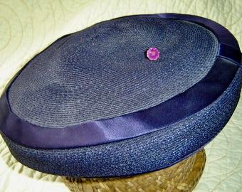 Designer Blue 1947 Hat Montreal