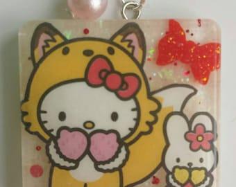 Hello Kitty Charm/Keyholder