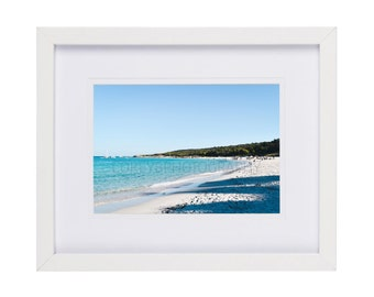 Framed Print | Meelup Beach