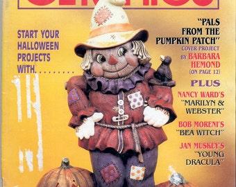 Popular Ceramics Magazine -September 1991