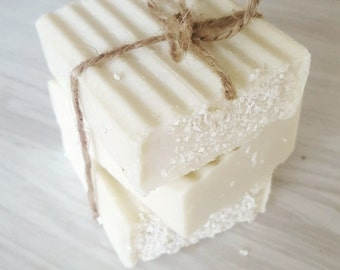 Island Soap with Coconut