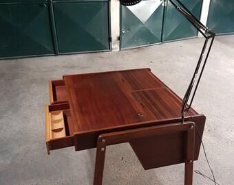 bureau clausen maerus mid century modern desk