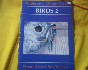 Birds 2: Wilderness Album Series, Nature Stories for Children
