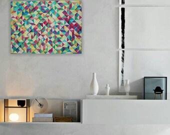 Design wall sculpture