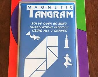 1980s  Hip Hugger Magnetic Travel Game New Junior Edition