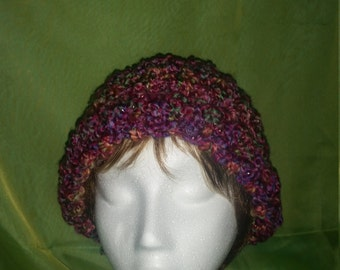 Crochet Multi-colored hat