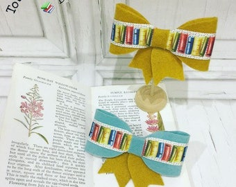 Book lovers Bow