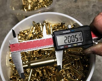 Fully Processed 308/7.62 Brass Free Shipping