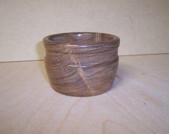 Black Mesquite Bowl