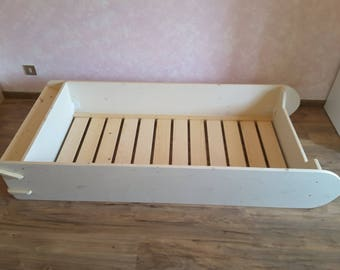 Baby Cot 140X70 Internal measures