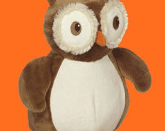 """16"""" Owl (Can be personalized)"""
