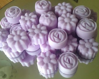 lilac blossom scented wax melts
