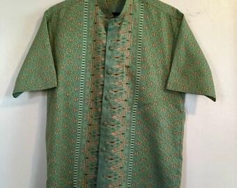 India style shirt