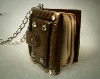 Spellbook pendants