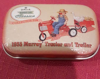 Murray Tractor and Trailer Tin