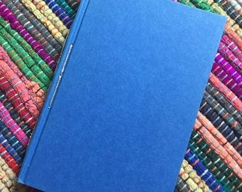 Handmade Journals made from Old/Vintage Hardcover Books