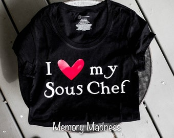 i <3 my sous chef