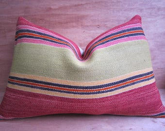 decorative pillow,home living,home decor,vintage,kilim pillow,pillow,rustic decor,handwoven pillow,throw pillow,accent pillow,16x24,cushion
