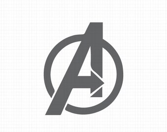 Avengers Svg, Avengers Decal,Dxf,Eps,Png, Superhero,Cricut File,Avengers Logo SVG, Avengers Shirt,Marvel decals, Silhouette files,Cricut