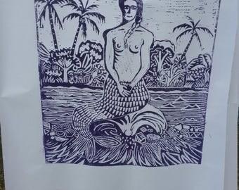 Mermaid/ La Sirena