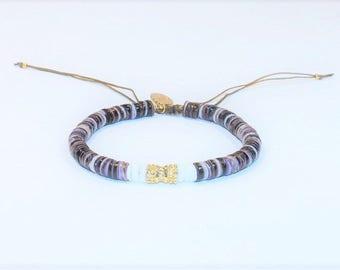 Fernando purple bracelet