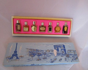French Parfum set