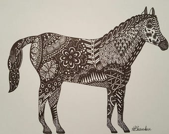 Horse of Designs By Holly's Designs
