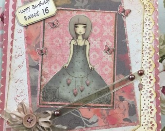 handmade special moments notebook
