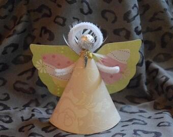 Guardian Angel, paper Angels